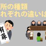 【中学公民】裁判所の種類と違いをわかりやすく解説するぞ!