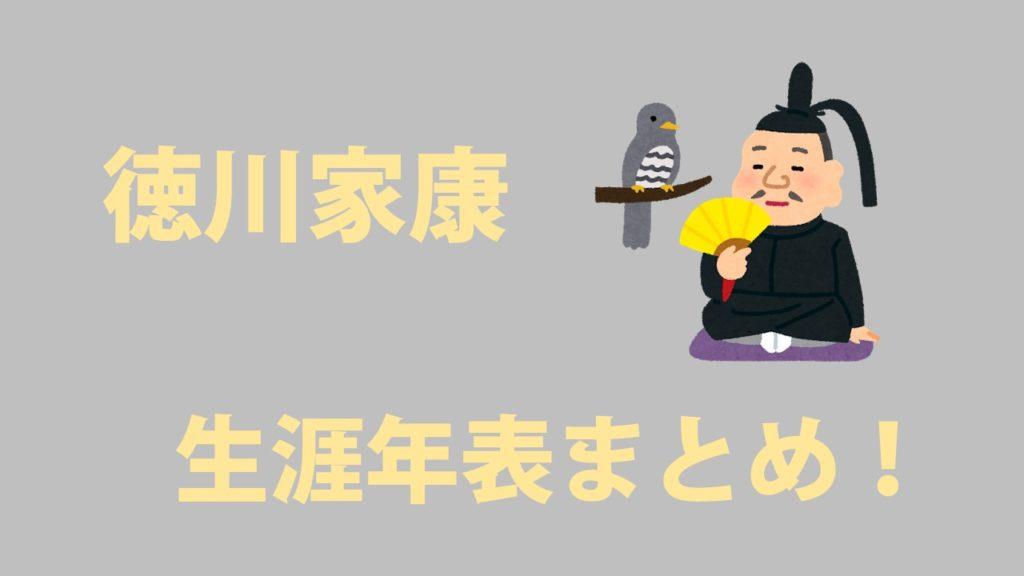 幕府 何 年 徳川